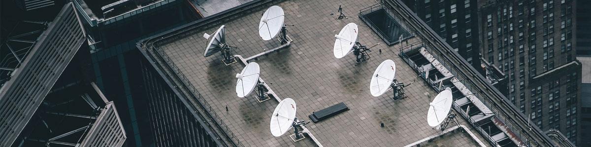 Montaż i ustawianie anten satelitarnych